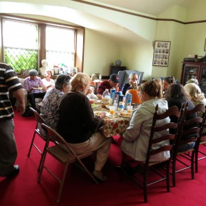 HHM Luncheon t Leominster Unitarian Universalist Church