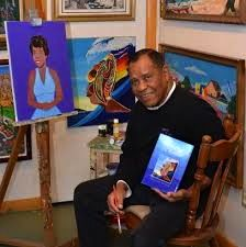 Mr. Lionel Reinford, Artist, Educator, Author