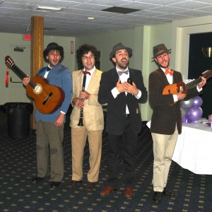 Our Musical Guests - performers from Uruguay.