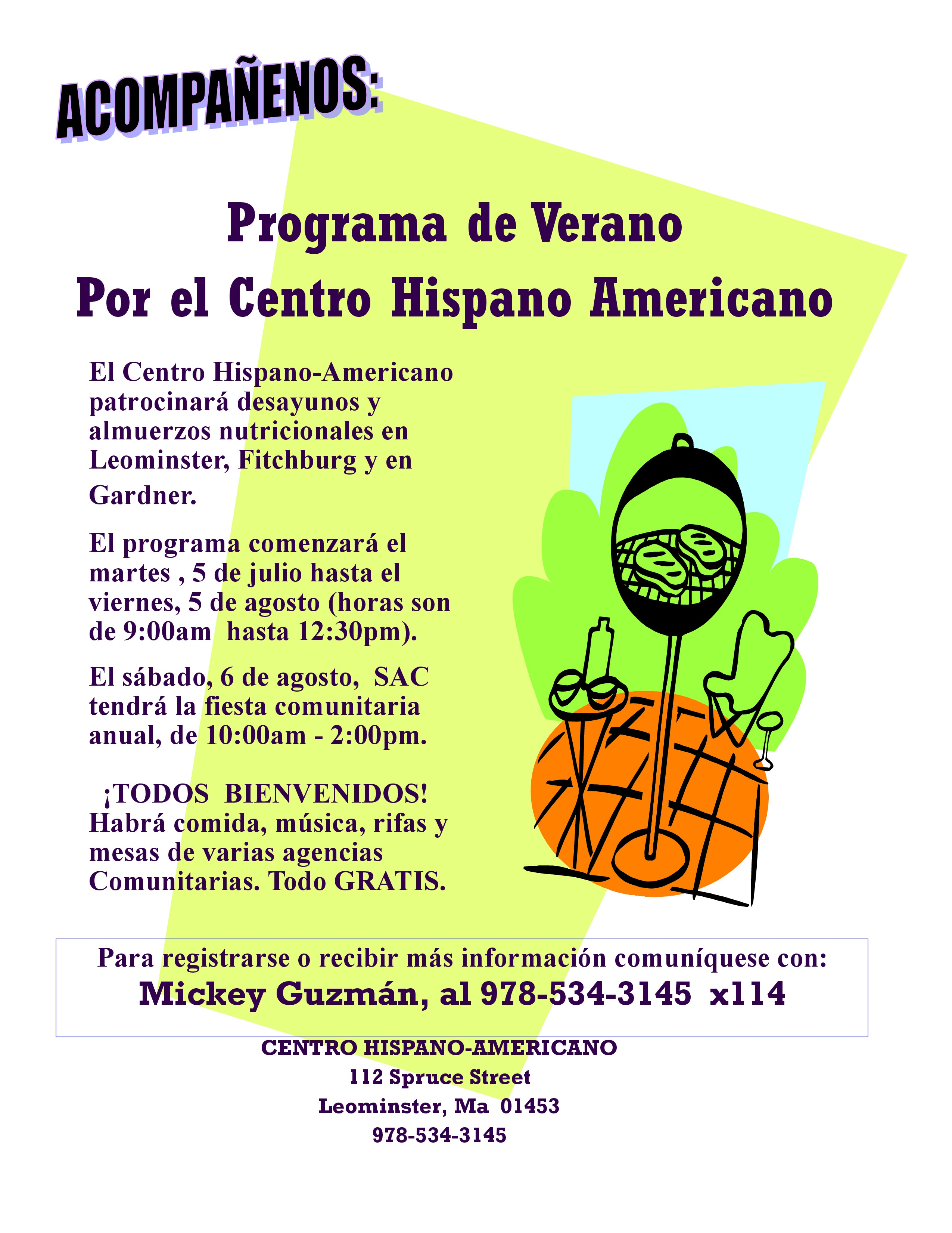 summer youth program flyers spanish 2015 page 0 spanish american